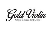 Gold Violin